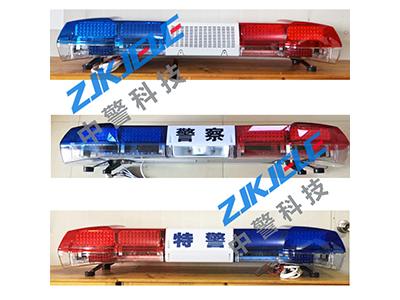 红蓝警灯 工字型警灯 LED爆闪灯 超高亮长排警示灯