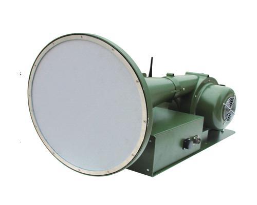 WD-100型大功率强声波语音驱散装置