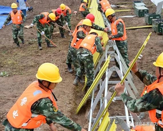 拦截洪水的有效途径 现场装配式防洪子堤 优质玻璃钢子堤