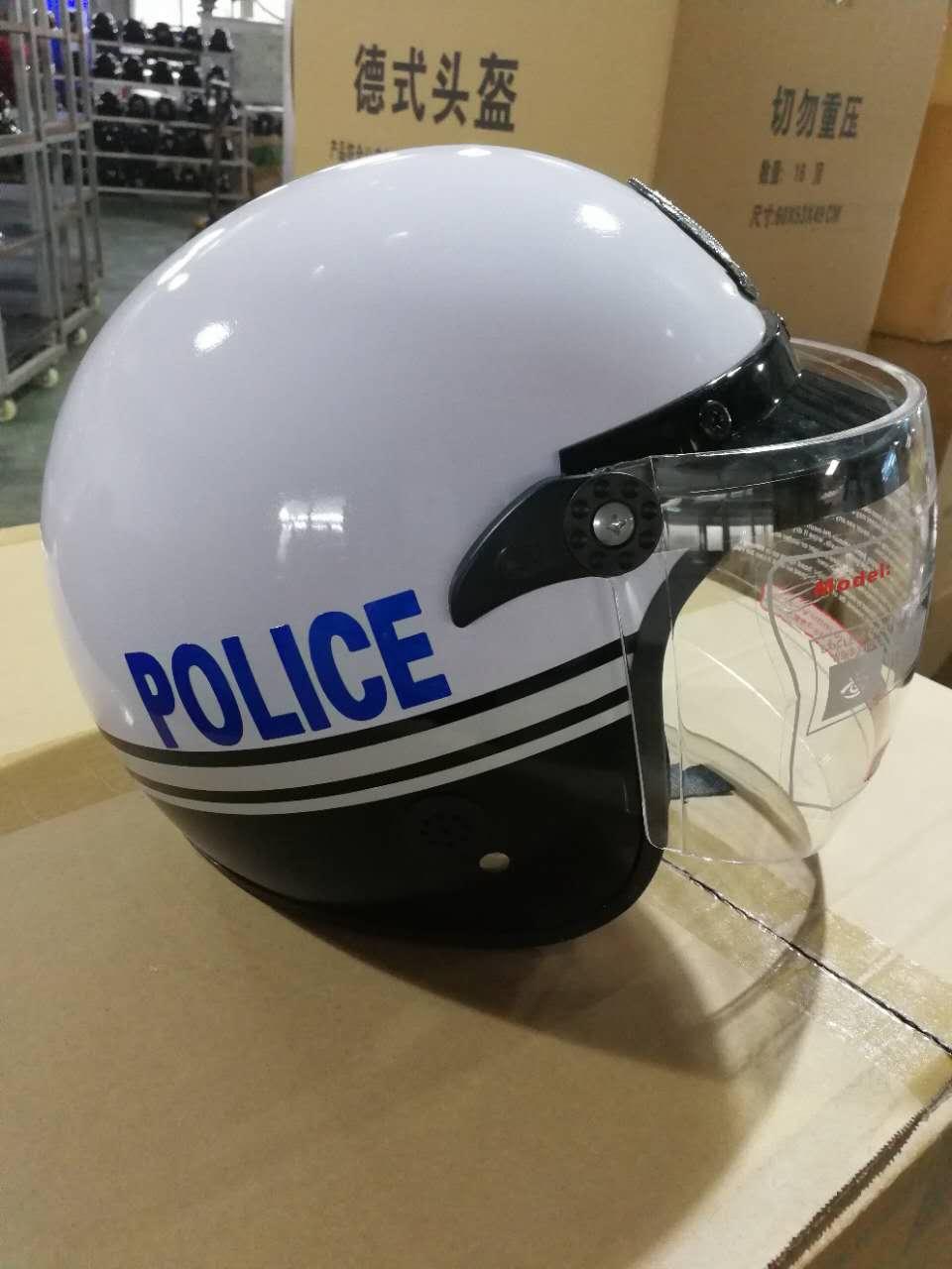 军用摩托车 通讯头盔