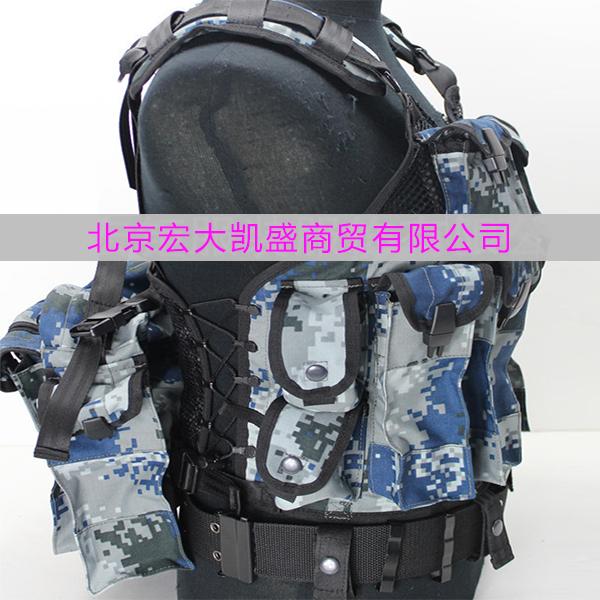 空降兵/02战斗携行具,  军旅挎包