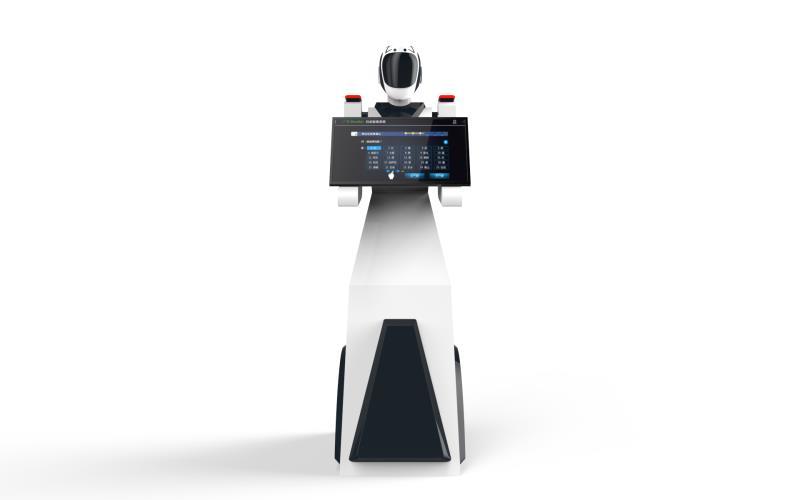 智能接报案笔录机器人