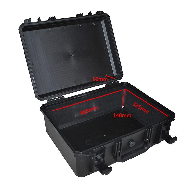 防潮安全装备箱防水仪器箱仪表箱防潮箱安全箱防护箱 万得保 JP-4