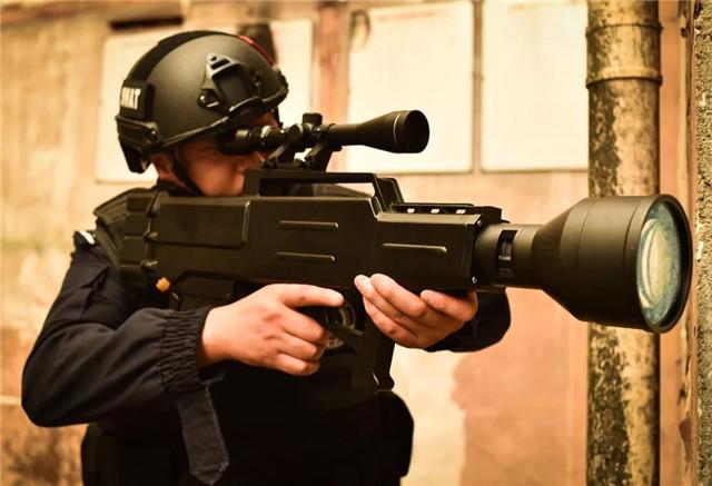 高能激光枪