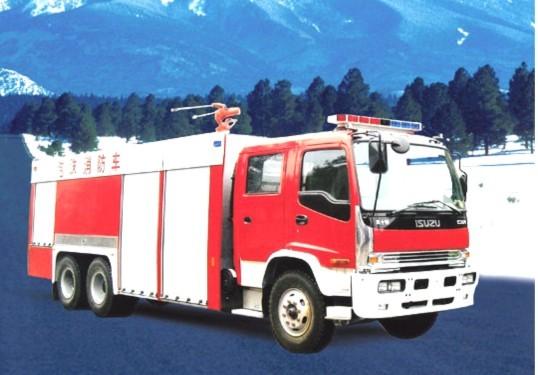 BX5250GXFPM110W型泡沫消防车(PM120W)