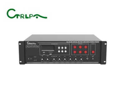 军警用多媒体功放/特种广播音频系统