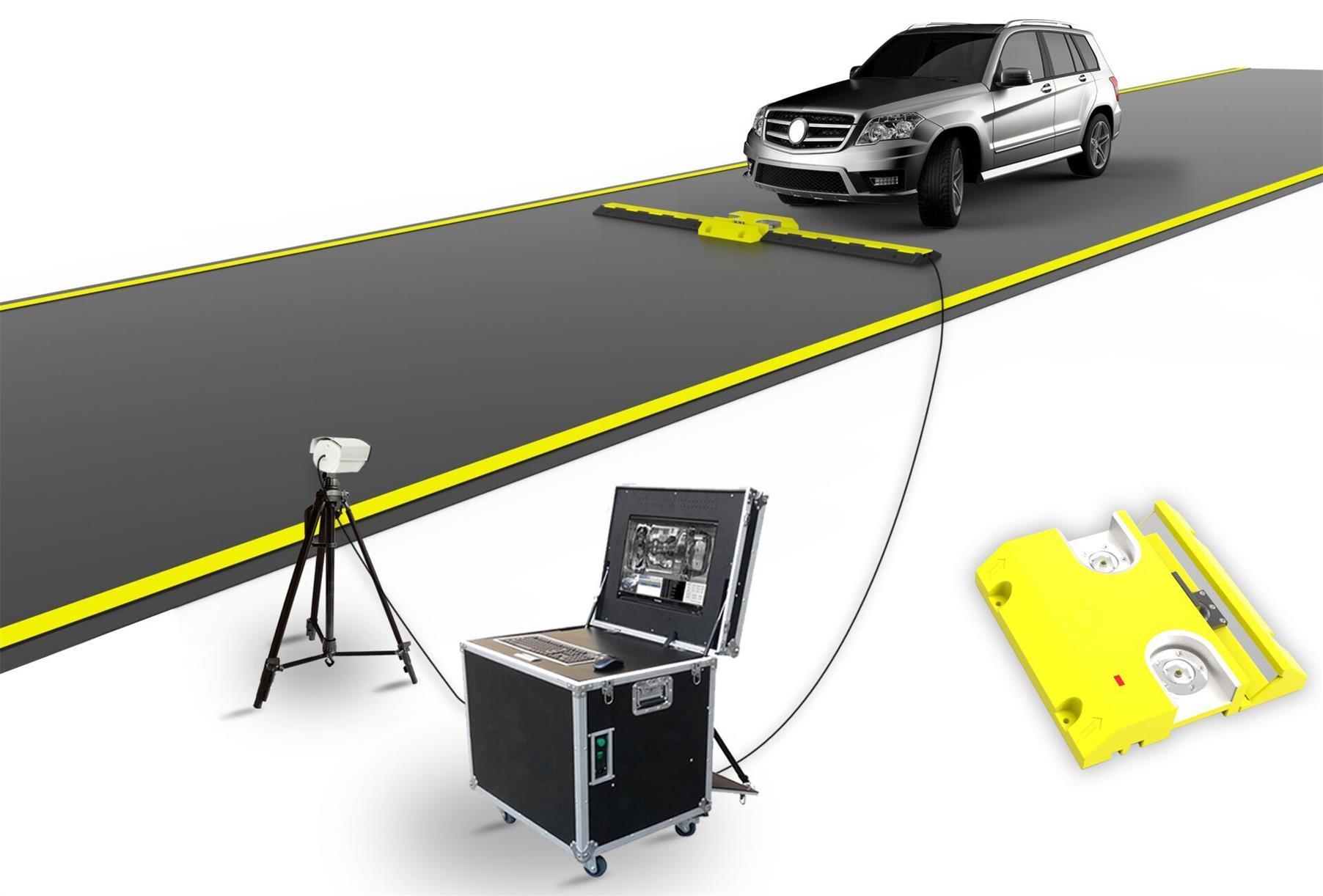 LD-VSCN100移动式车底安全检查系统