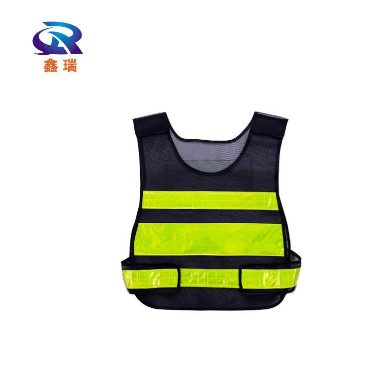 交通反光背心 安全反光背心 防护背心 反光安全衣可印字定制