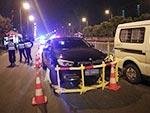 《交通警察和警务辅助人员安全防护规定》印发 力度便携式防冲撞阻车器守护交警安全(组图)