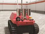 合时新品 | 升级版防爆消防侦查机器人(组图)