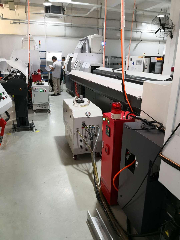 机床自动灭火装置YC-IFP气体灭火系统