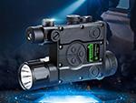 新品上市|纳丽德WL60通用导轨双光源步枪灯