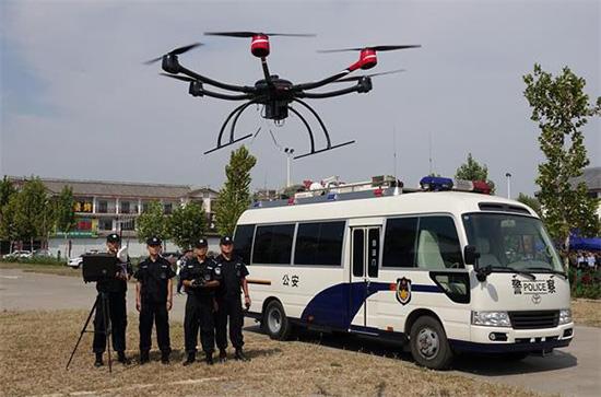 除了摄像机,警用无人机负载该如何选择?
