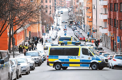 恐袭令欧盟头疼 申根国重启安检