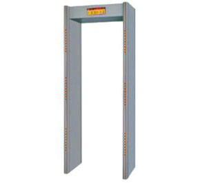 多区位金属安检门