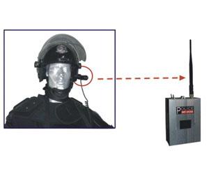 移动视讯传输系统