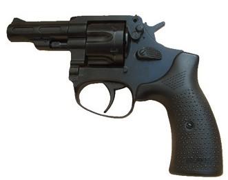 训练用橡胶左轮手枪