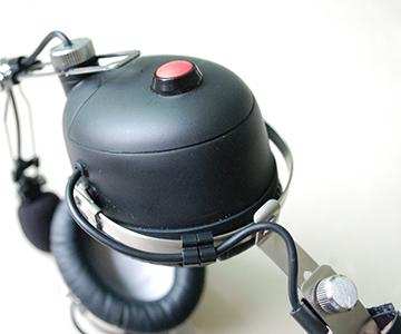对讲机抗噪耳机