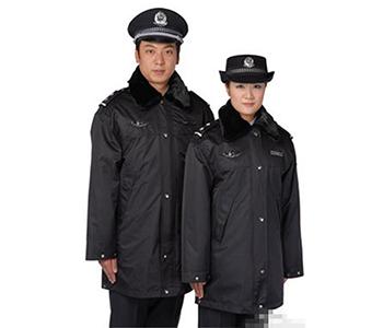 警用功能大衣