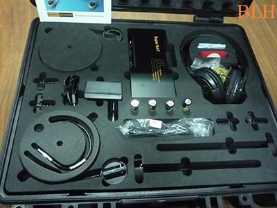 该探测器会感应到房间内声音与噪音所产生的微小振动,并可以将其转化