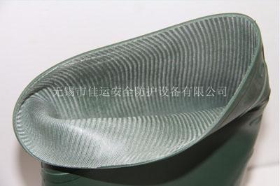 警用防毒防化靴