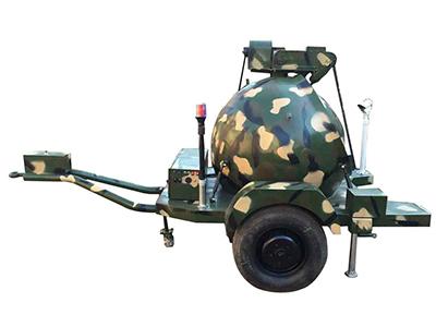 拖车式防爆球
