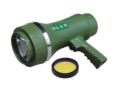 WD-165型便携式手持强光灯