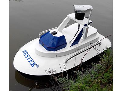 智能水上侦察机器人