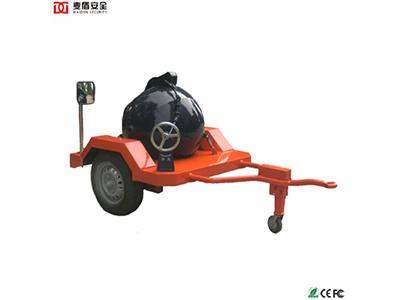 拖车式手动翻盖JBG-750防爆球
