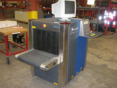 德国海曼娱乐场所专用行李安检机