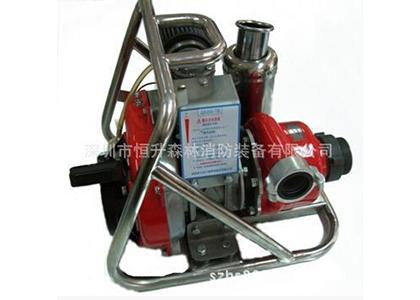 QB-TB260便携式森林消防泵