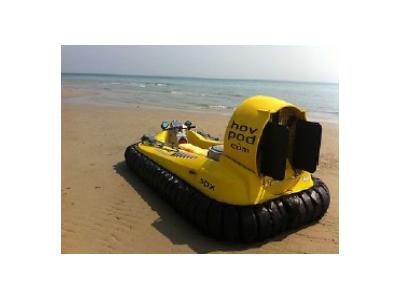 英国SPX全地形防御救援气垫船