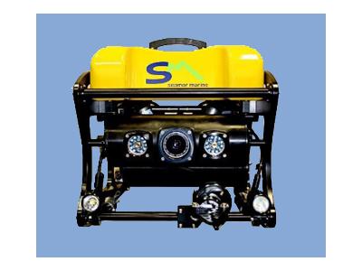 加拿大进口水下搜救机器人