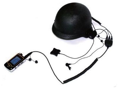 单兵视频传输系统