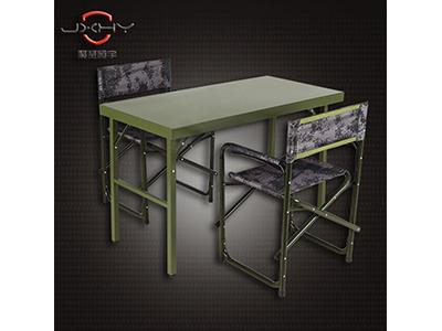聚贤恒宇野战作业桌便携式折叠会议桌