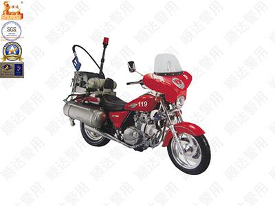 MTC-SD02消防摩托车