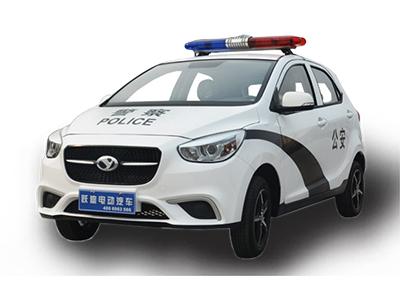 跃迪电动巡逻车