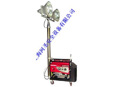 2X400W移动施工投光灯