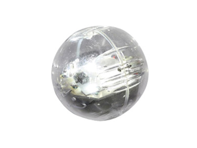 球形抛投战术照明灯