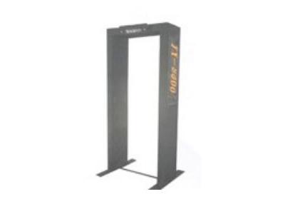 便携型通过式金属安检门