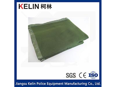 救灾毯 军用毛毯军绿色 冬季毯子