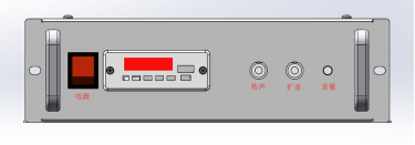 CKY-300-01车载扩音系统