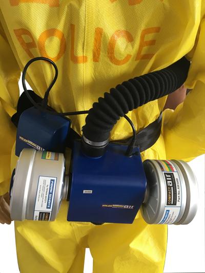 过滤式强制送风呼吸器