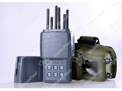 便携式大功率手持信号屏蔽器