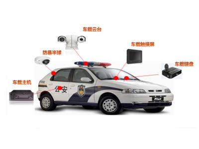 移动高清执法车载取证系统