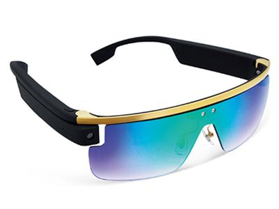 """""""天眼""""智能执法眼镜"""