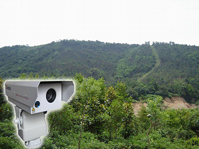 森林防火数字化监控预警系统
