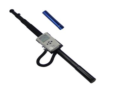 高量程伸缩杆x、γ剂量率仪