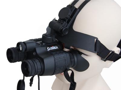 欧尼卡微光夜视仪双目头盔式巡视