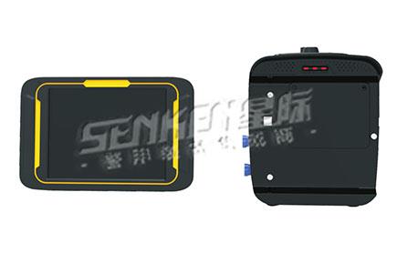 便携式高清超速抓拍系统